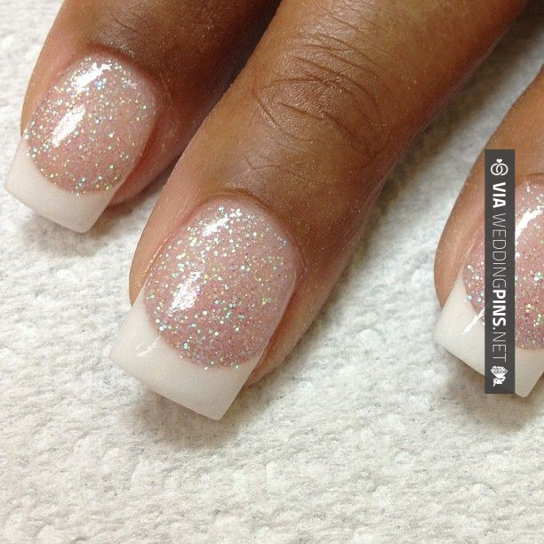 acrylicsbyamelia | Tammy Taylor color acrylic over natural nails ...