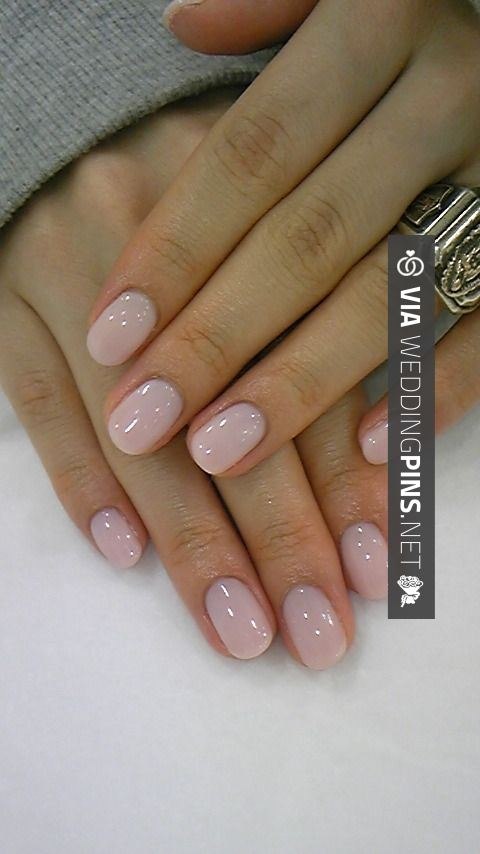 Wedding nails 2015 easy nail designs cute nails design classy nude wedding nails 2015 easy nail designs cute nails design classy nude taupe simple chic plain understated pretty manicure at home do it yourself artg solutioingenieria